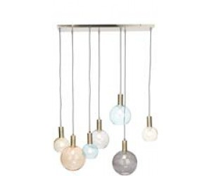 CMA MCL hanglamp gaby front aan