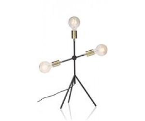 CMA ZWA lamp mandy front aan