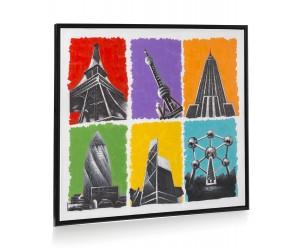 Tableau 6 gratte-ciels