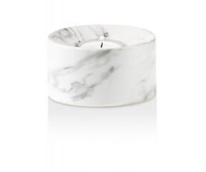 Photophore imitattion marbre