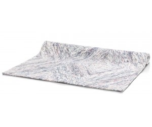 Tapis rectangulaire tissage losanges