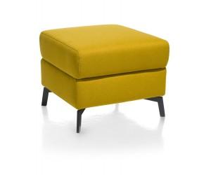 Pouf jaune