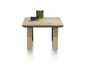 Bout de canapé design en bois