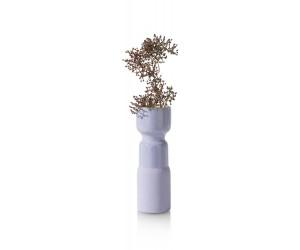 Vase bleu pastel en céramique
