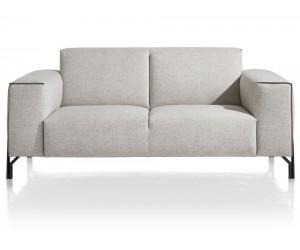 Canapé Prizzi gris