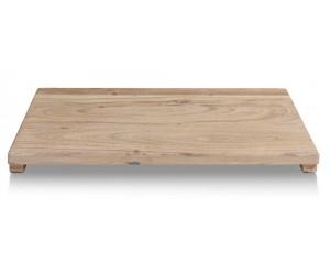Planche en bois de Kikar pour étagère