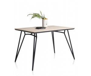 Table de bar scandinave piétement design