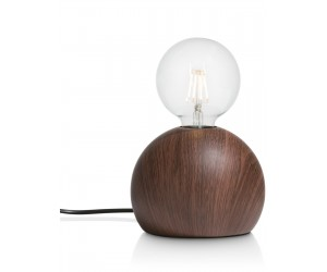 Lampe rétro et moderne