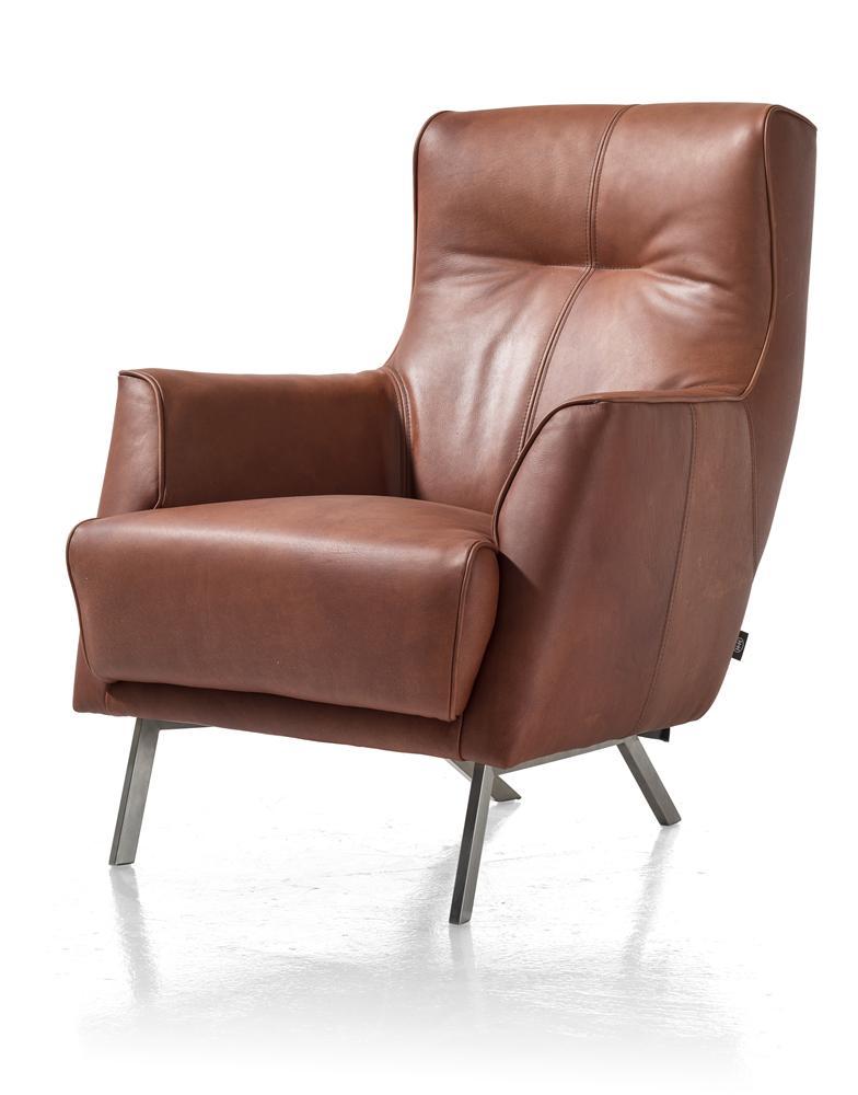 fauteuil rosklide 98x79 tissu cuir h h home villa. Black Bedroom Furniture Sets. Home Design Ideas