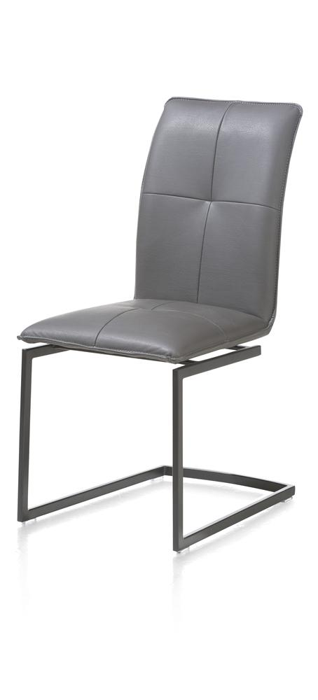 Chaise design anthracite