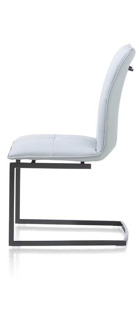 Chaise design menthe