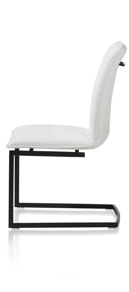 Chaise design blanche