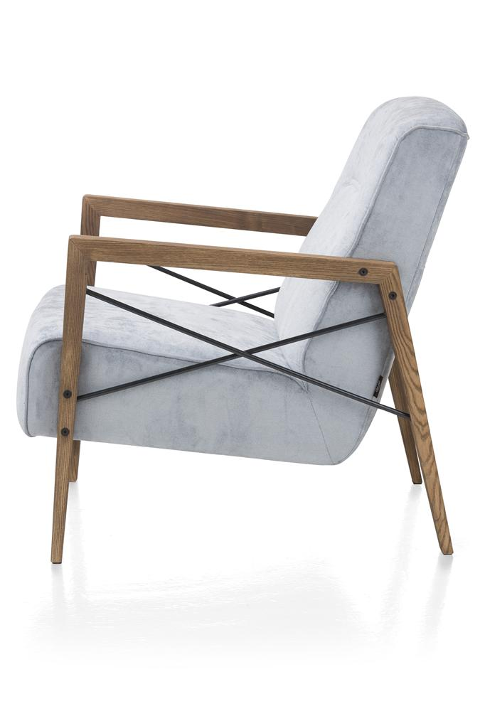 hen northon fauteuil side