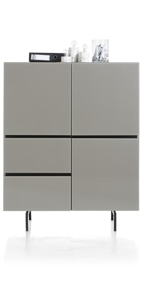 xoo lurano highboard front