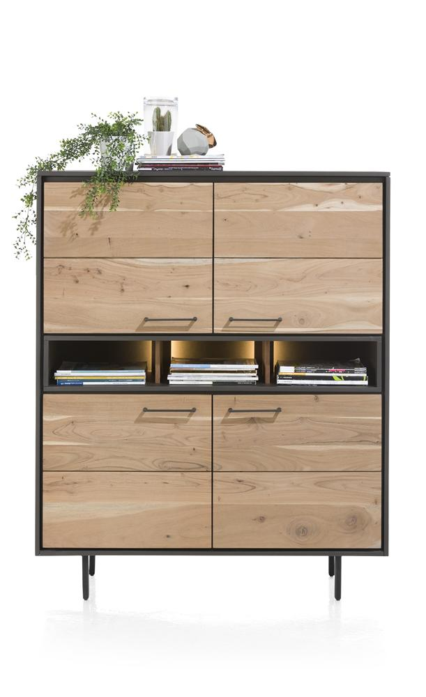 xoo cenon highboard front deco