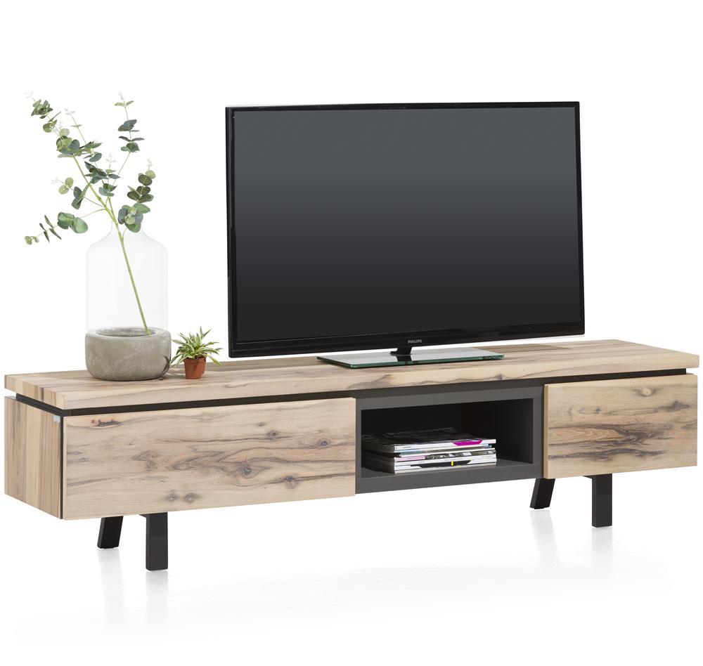 meuble tv myland 180x42 xooon home villa. Black Bedroom Furniture Sets. Home Design Ideas