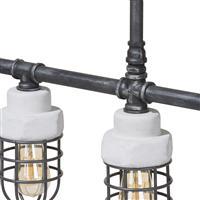 CMA ZWA hanglamp manu detail