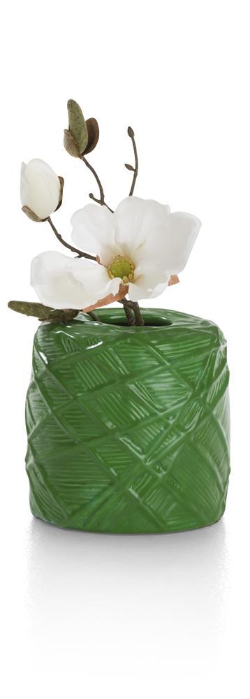 vase bobine 13cm de haut coco maison home villa. Black Bedroom Furniture Sets. Home Design Ideas