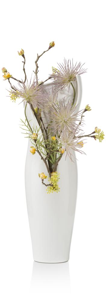 cma wit olivia front bloem