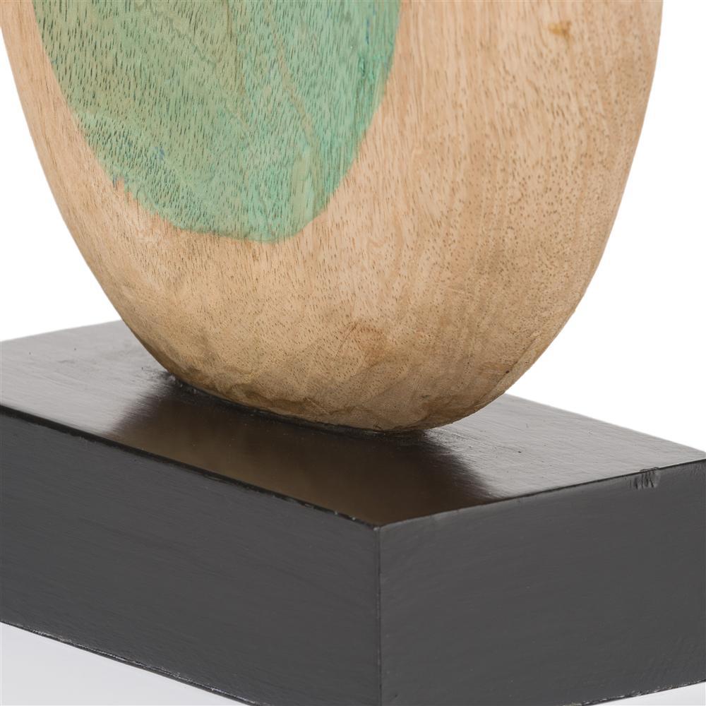 cma grn pear scoop detail