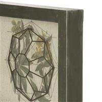 cma dec geometric leafs detail