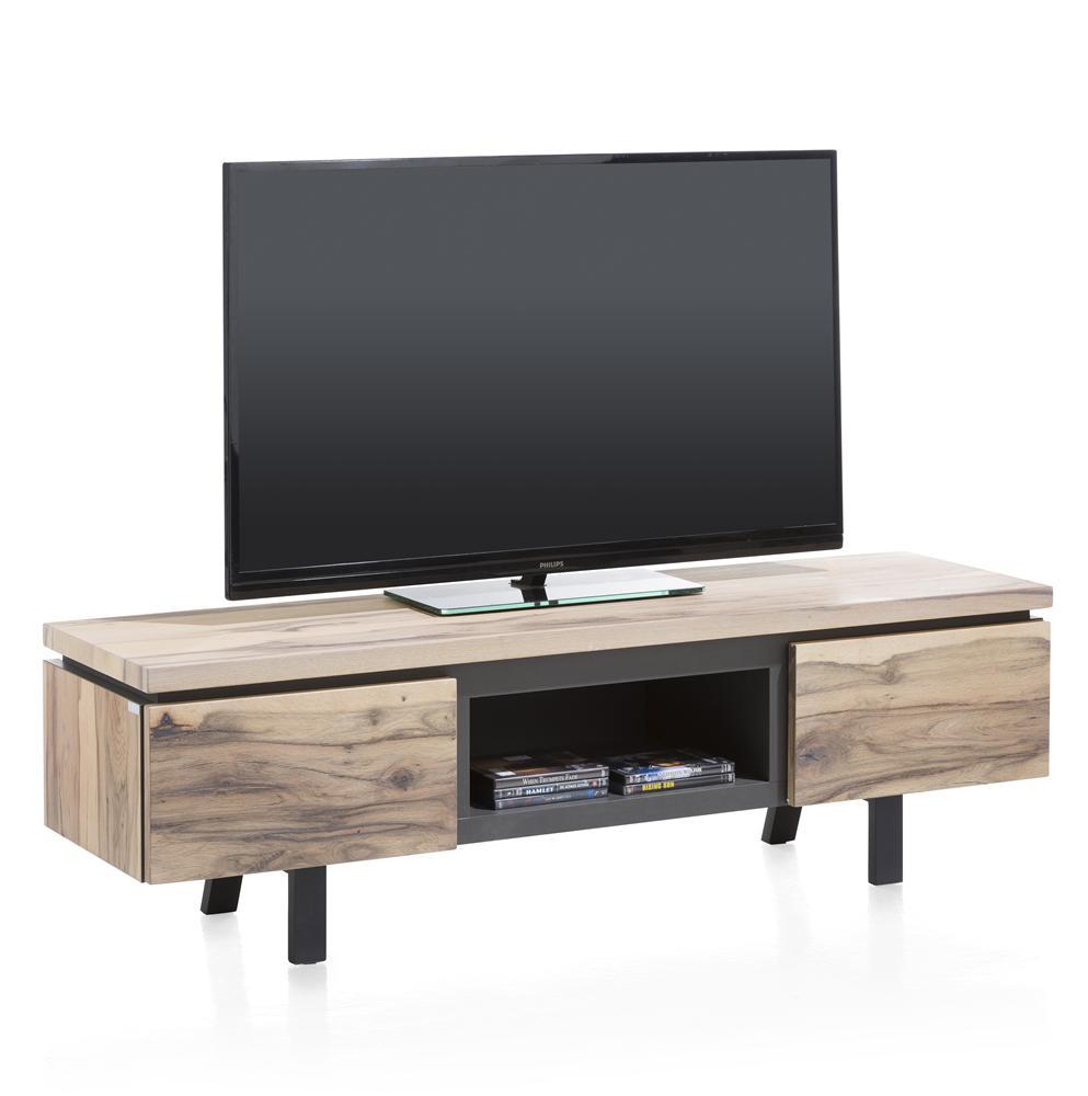 meuble tv myland 150x42 xooon home villa. Black Bedroom Furniture Sets. Home Design Ideas