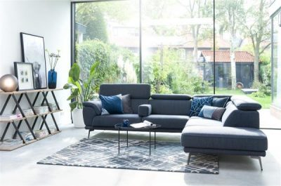décoration coussins canapé d'angle