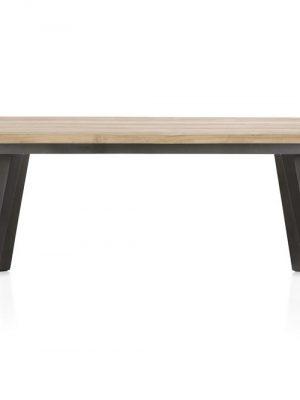 table à manger vintage en bois