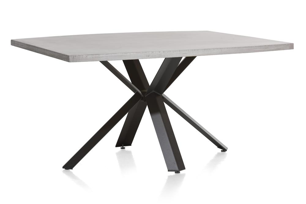 Table plateau béton contemporain