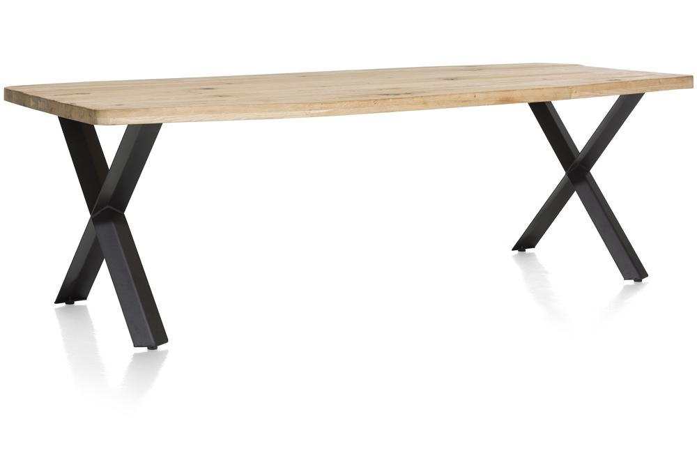 Table plateau bois contemporain