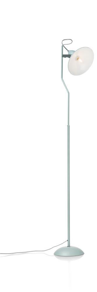 lampe sur pied couleur menthe