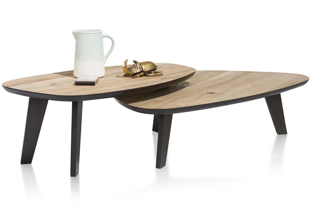 Tables gigognes basses en bois