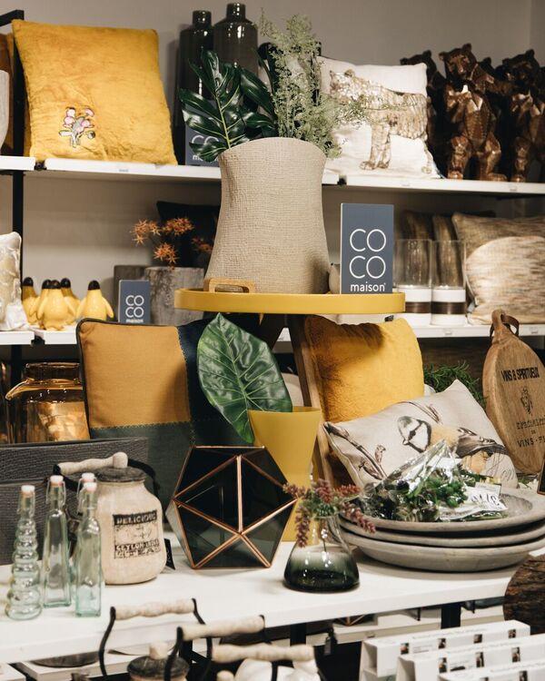 objets décoration Coco Maison disponibles dans notre boutique de Nantes