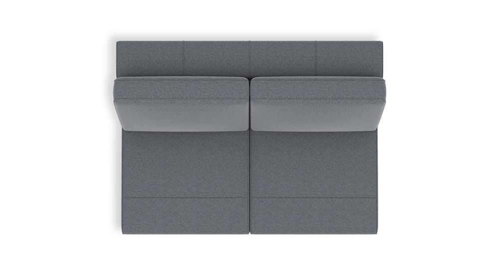 Canapé d'angle personnalisable design