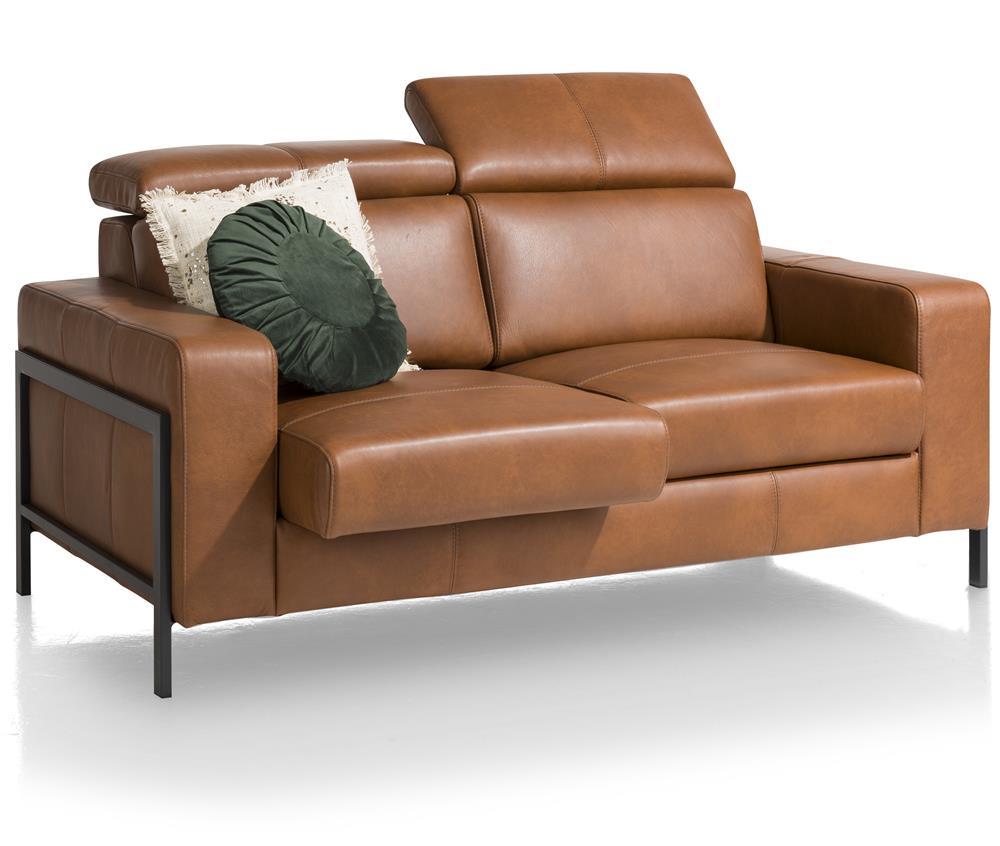 Canapé cuir cognac relaxant