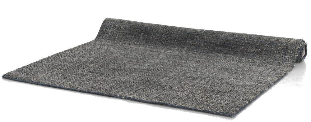 Tapis rectangulaire anthracite