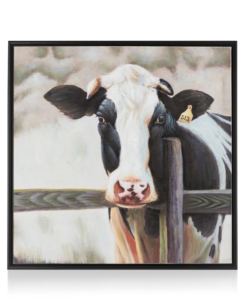Peinture vache