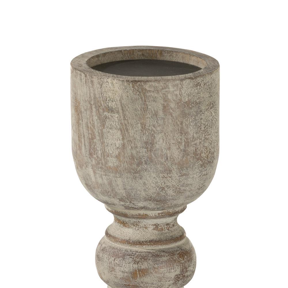Chandelier gris style naturel romantique