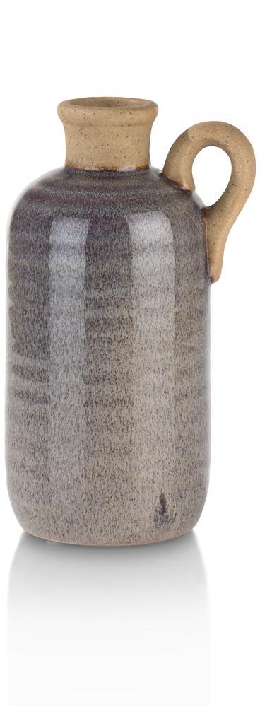 Vase en céramique avec poignée