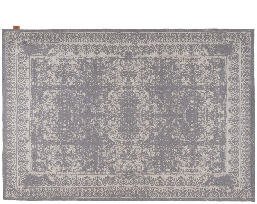 Tapis rectangulaire motif royal