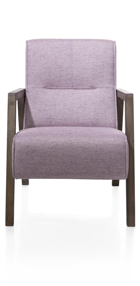 Fauteuil design couleur lilas