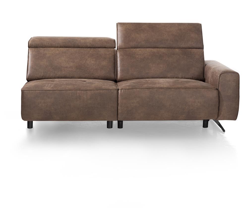 Module canapé d'angle personnalisable