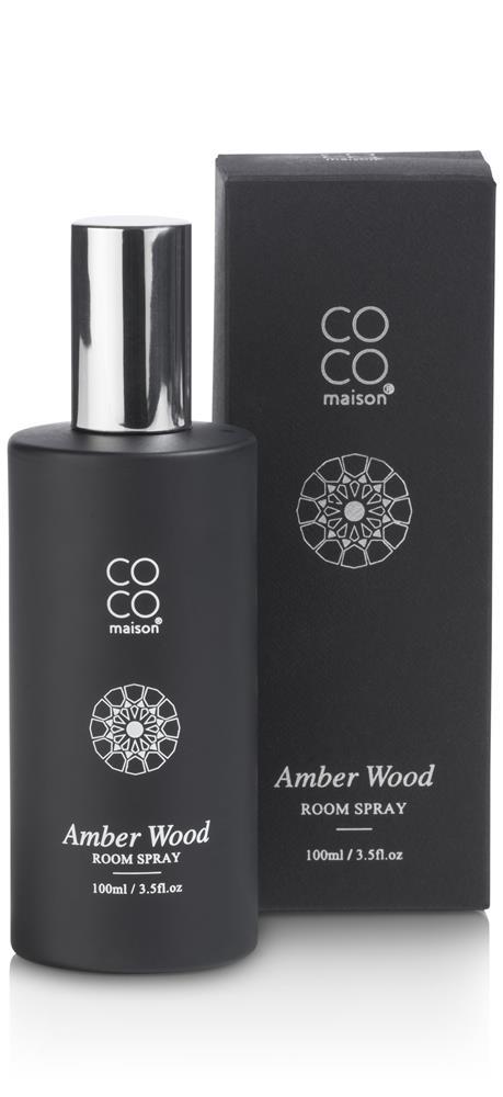 Parfum d'intérieur en spray noir