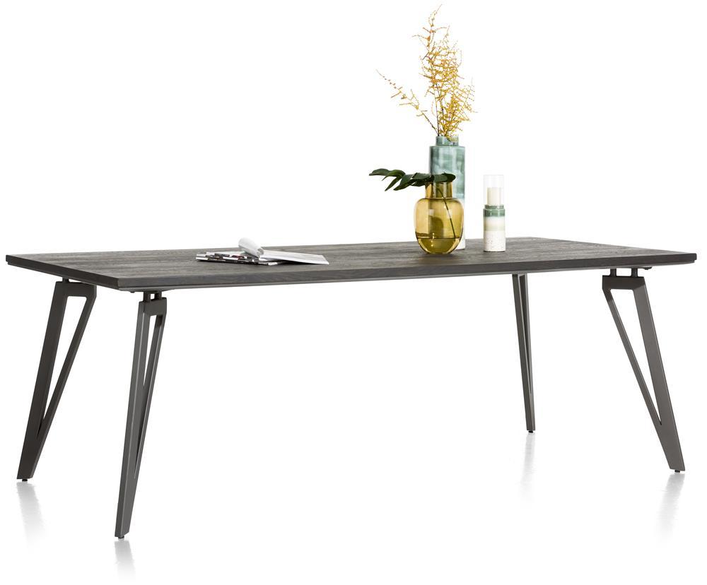 table montpellier 220x100 h h cr ateur de meubles. Black Bedroom Furniture Sets. Home Design Ideas