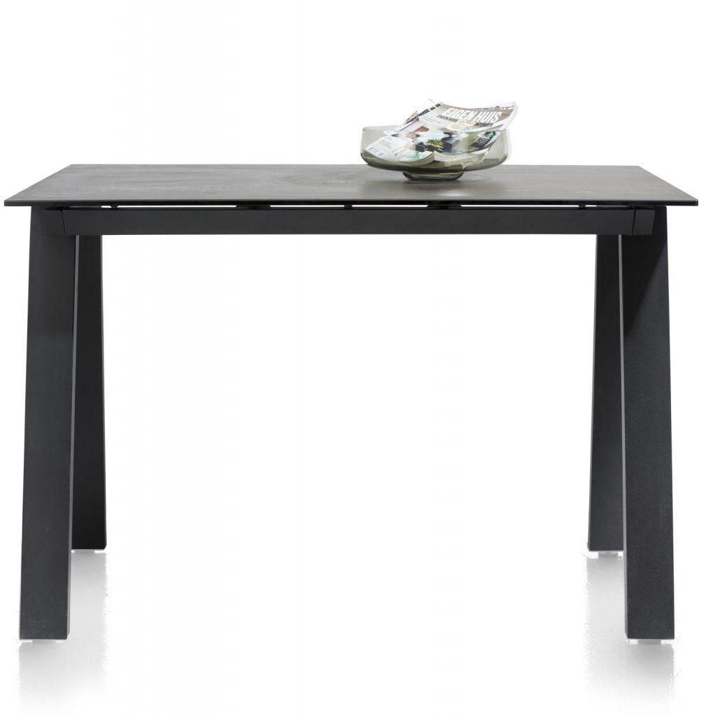 Table de bar moderne avec plateau en céramique