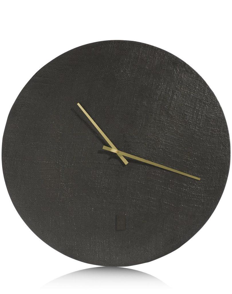 Grande horloge moderne et minimaliste