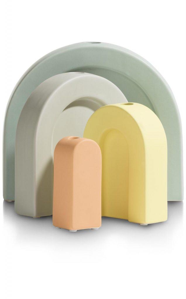 Vases Rainbow - COCO Maison