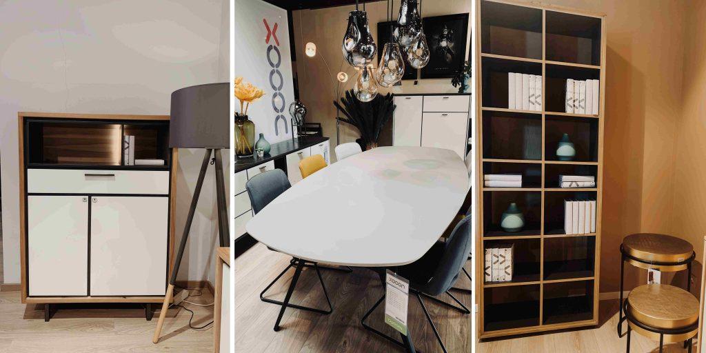 Montage photos de meubles contemporain Xooon