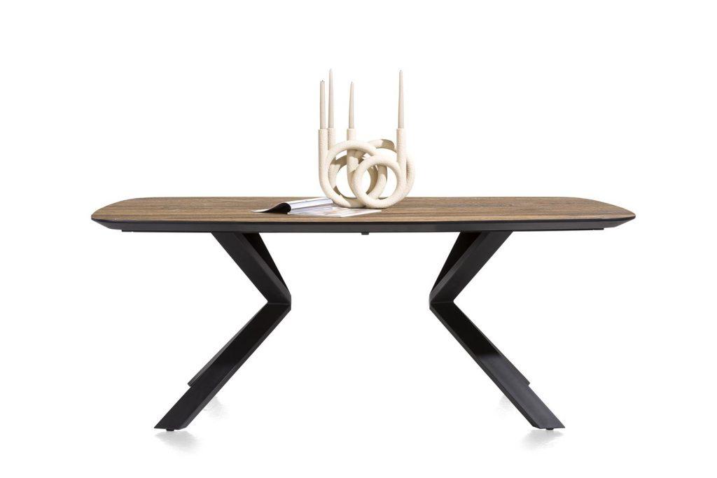 Table design en bois de chêne