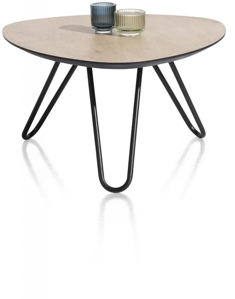 Table basse scandinave et contemporaine en bois